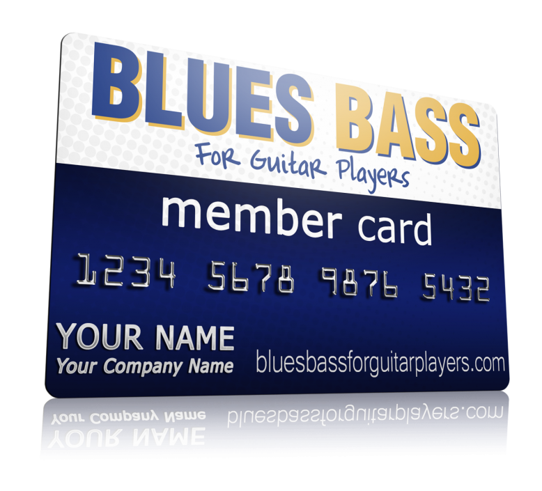 Learn Blues Bass For Guitar Players